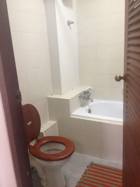トイレとお風呂一緒のタイプのところもある