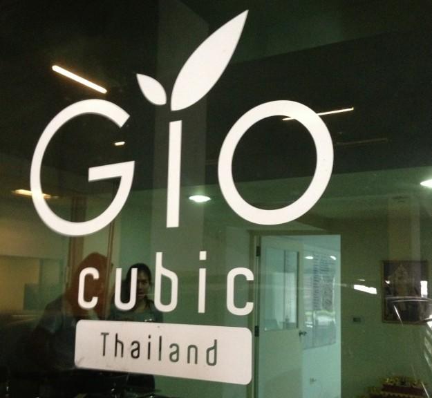 Gio Cubic Thailand!
